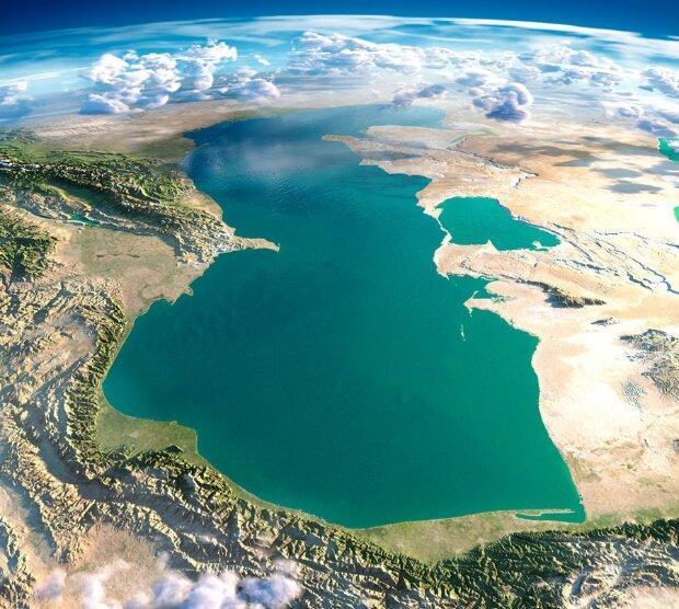 دلیل بن بست حل مسائل زیست محیطی کشورهای حاشیه خزر