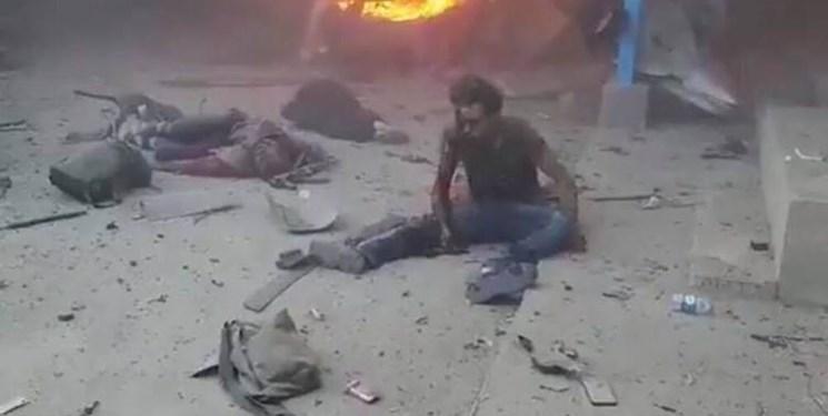 روداو: کاروان حامل خبرنگاران هدف حمله هوایی ترکیه نهاده شد