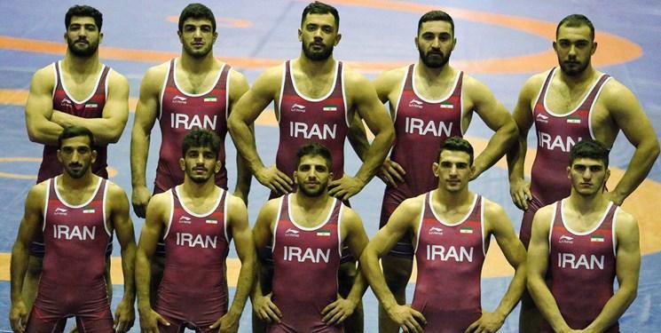 ایران با کسب 3 طلا، یک نقره و 2 برنز نایب قهرمان شد