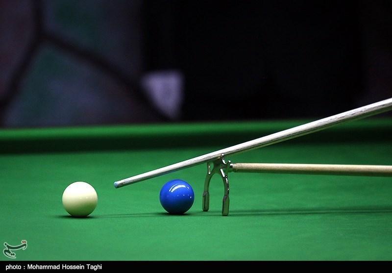 صعود نمایندگان ایران به مرحله حذفی رقابت های اسنوکر قهرمانی جهان