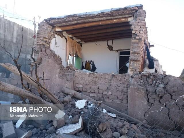 پیش بینی دمای زیر صفر در مناطق زلزله زده آذربایجان شرقی